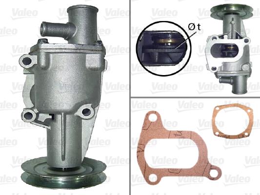 Pompe à eau - VALEO - 506645