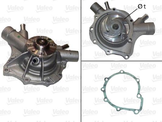 Pompe à eau - VALEO - 506650