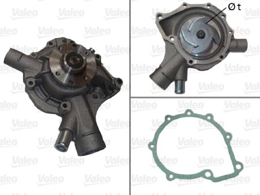 Pompe à eau - VALEO - 506651