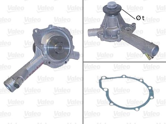 Pompe à eau - VALEO - 506660