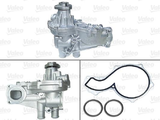 Pompe à eau - VALEO - 506667