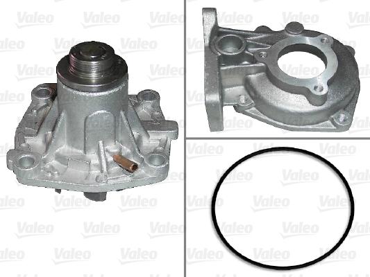 Pompe à eau - VALEO - 506673