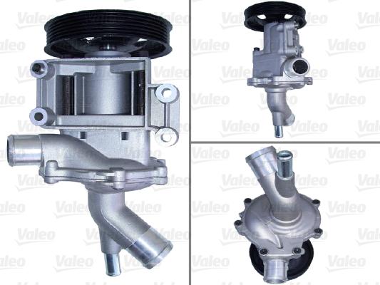 Pompe à eau - VALEO - 506788
