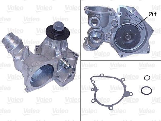 Pompe à eau - VALEO - 506800