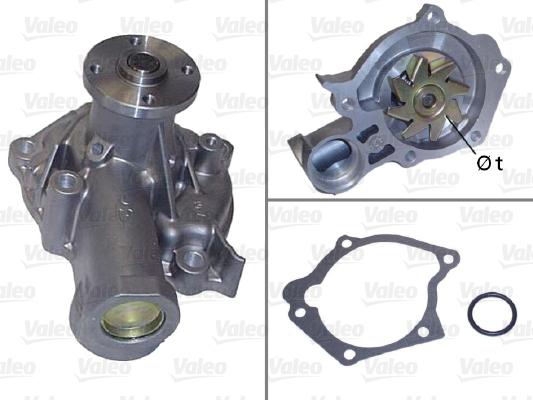 Pompe à eau - VALEO - 506815