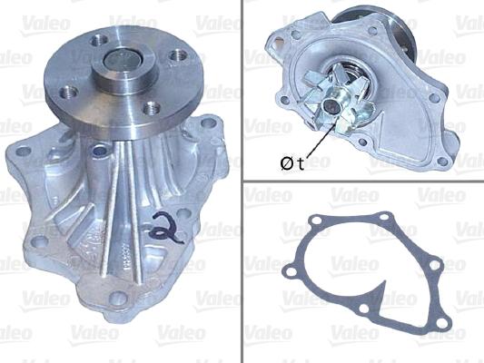 Pompe à eau - VALEO - 506843