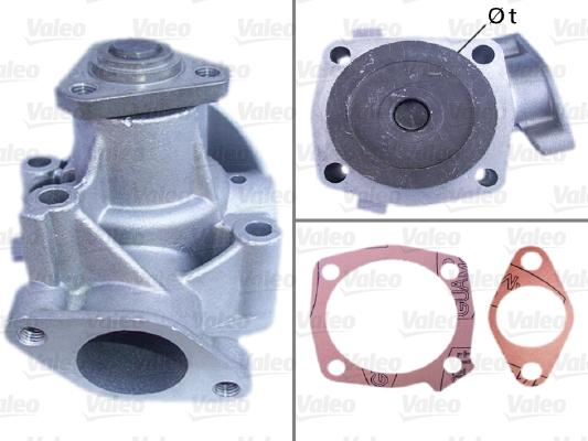 Pompe à eau - VALEO - 506859