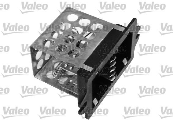 Élément de commande, chauffage/ventilation - VALEO - 508587