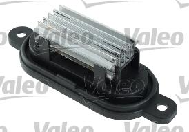 Élément de commande, chauffage/ventilation - VALEO - 508869