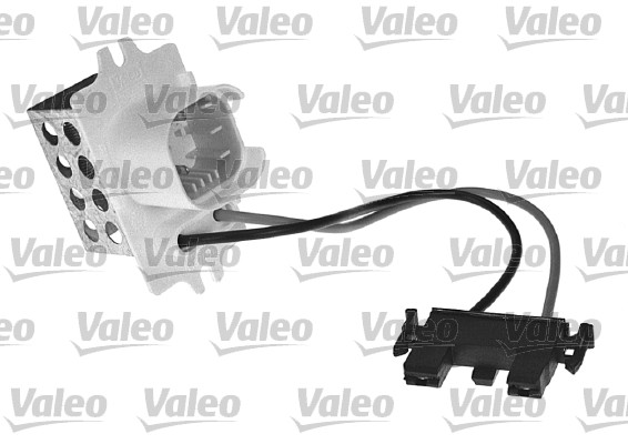 Élément de commande, chauffage/ventilation - VALEO - 509281