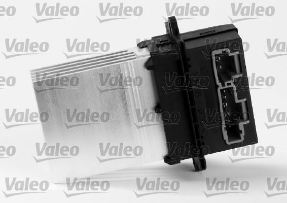 Élément de commande, climatisation - VALEO - 509355