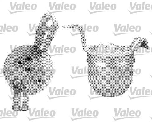 Filtre déshydratant, climatisation - VALEO - 509391