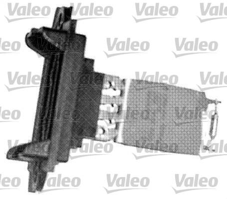 Élément de commande, climatisation - VALEO - 509510