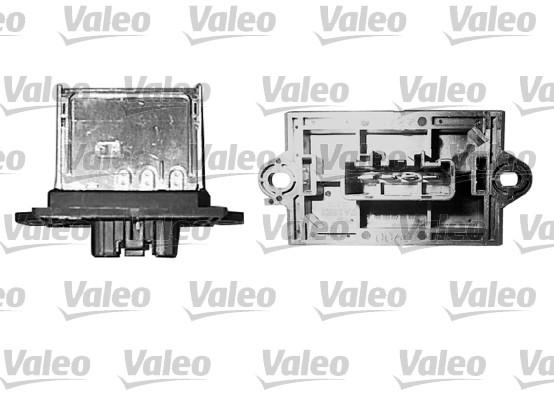 Élément de commande, climatisation - VALEO - 509599