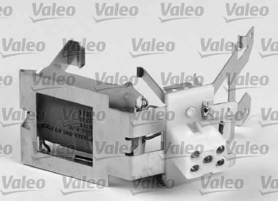 Élément de commande, climatisation - VALEO - 509729
