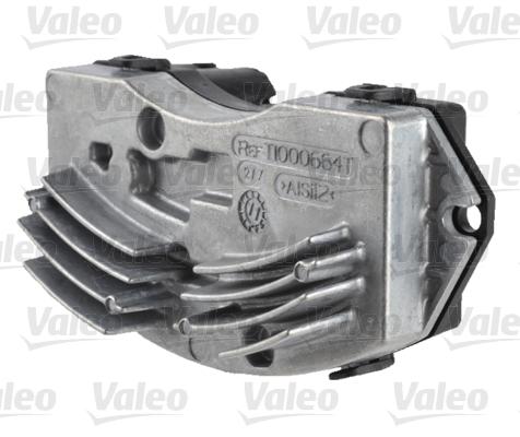 Élément de commande, climatisation - VALEO - 509869