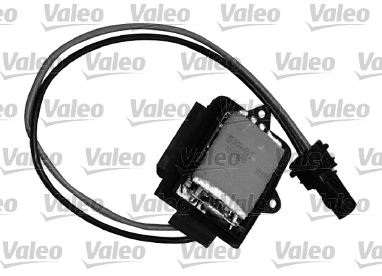 Élément de commande, climatisation - VALEO - 509886