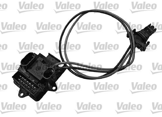 Élément de commande, climatisation - VALEO - 509900