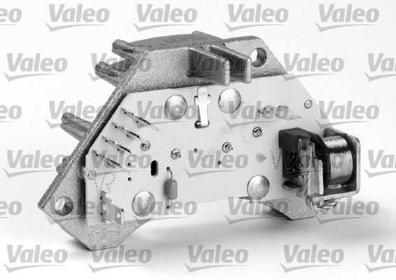 Élément de commande, chauffage/ventilation - VALEO - 698032