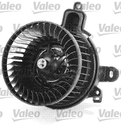 Pulseur d'air habitacle - VALEO - 698044