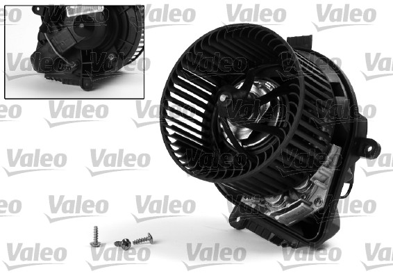 Pulseur d'air habitacle - VALEO - 698192