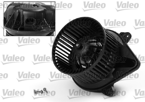 Pulseur d'air habitacle - VALEO - 698277