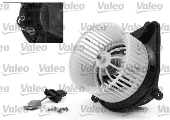 Pulseur d'air habitacle - VALEO - 698329