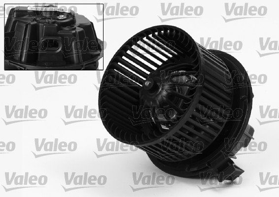 Pulseur d'air habitacle - VALEO - 698754