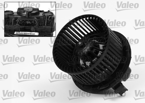 Pulseur d'air habitacle - VALEO - 698755