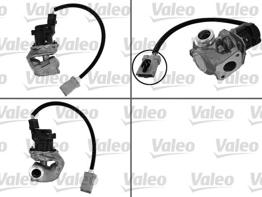 Vanne AGR - VALEO - 700412