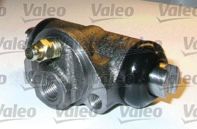 Kit de freins, freins à tambours - VALEO - 553612