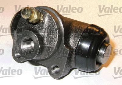 Kit de freins, freins à tambours - VALEO - 554725