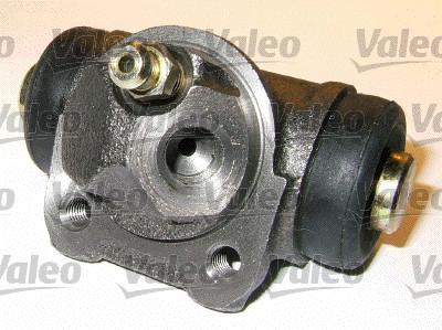 Kit de freins, freins à tambours - VALEO - 554655