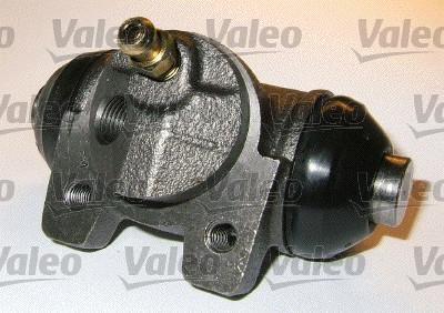 Kit de freins, freins à tambours - VALEO - 553624
