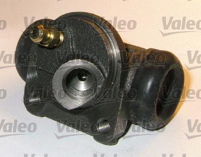 Kit de freins, freins à tambours - VALEO - 554636