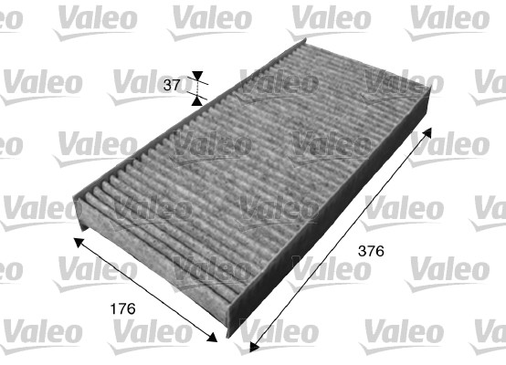 Filtre, air de l'habitacle - VALEO - 715613