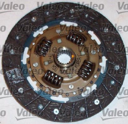 Kit d'embrayage - VALEO - 801035