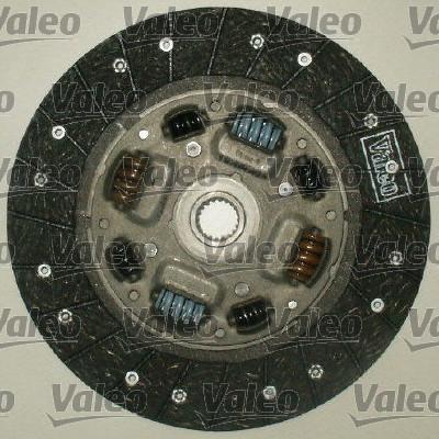 Kit d'embrayage - VALEO - 801078