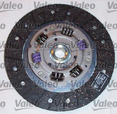 Kit d'embrayage - VALEO - 801081