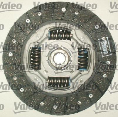 Kit d'embrayage - VALEO - 801095