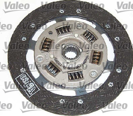 Kit d'embrayage - VALEO - 801117