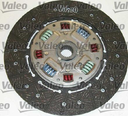 Kit d'embrayage - VALEO - 801121