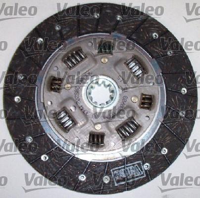 Kit d'embrayage - VALEO - 801144