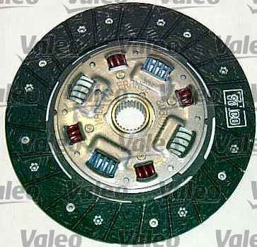 Kit d'embrayage - VALEO - 801156