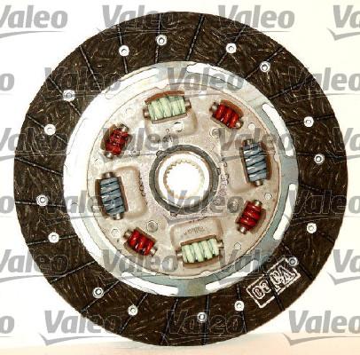 Kit d'embrayage - VALEO - 801204