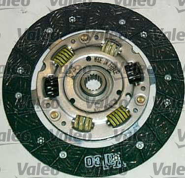 Kit d'embrayage - VALEO - 801234