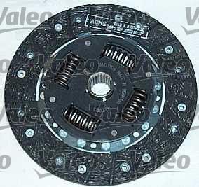 Kit d'embrayage - VALEO - 801253