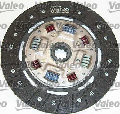 Kit d'embrayage - VALEO - 801284