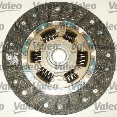 Kit d'embrayage - VALEO - 801391