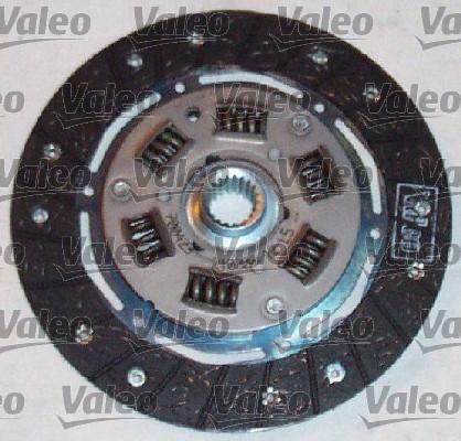 Kit d'embrayage - VALEO - 801417